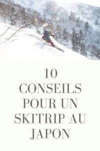 10 Conseils pour un skitrip au Japon en ski de randonnée