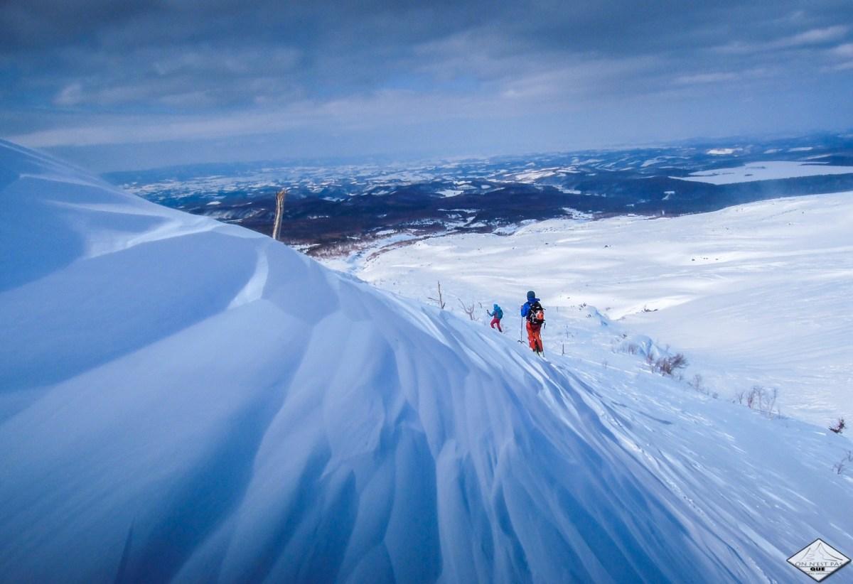 10 conseils pour un skitrip en ski de randonnée au Japon - Hokkaido