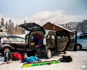 skitrip au Japon en ski de randonnée