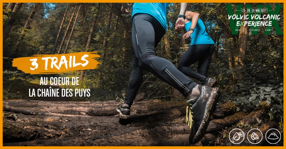 Volvic volcanic experience trail