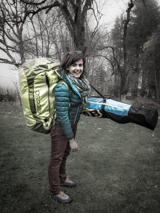 Un sac OSPREY Transporter 40 litres à gagner!