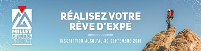 bourses Millet expedition project MXP