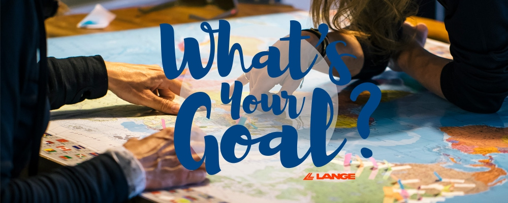 Le projet What's your goal de Lange continue !