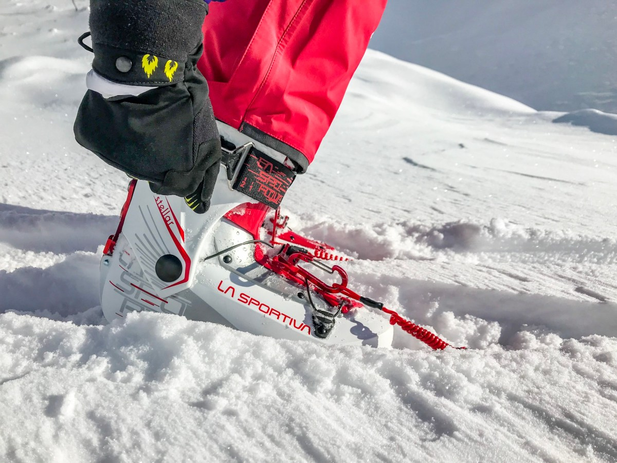 Test des chaussures de ski de randonnée STELLAR de La Sportiva