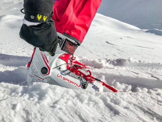 test chaussure stellar la sportiva ski de randonnée blog avis