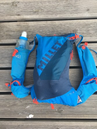 Millet Intense 15l trail test blog outdoor montagne