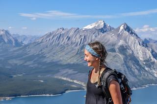 Montagnes au féminin podcast interview amandine outdoor aventure blog femmes