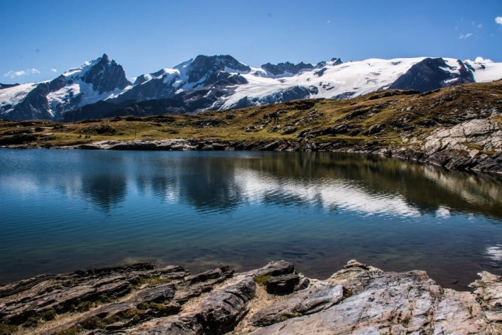 Bivouac au plateau d'Emparis montagne blog