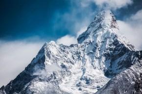 Eau solide : neige, glacier