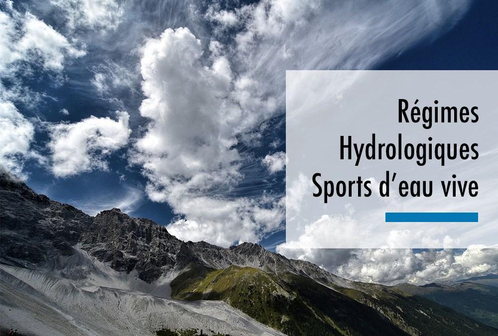 Quelle influence des régimes hydrologiques sur la pratique des sports d'eau vive ?