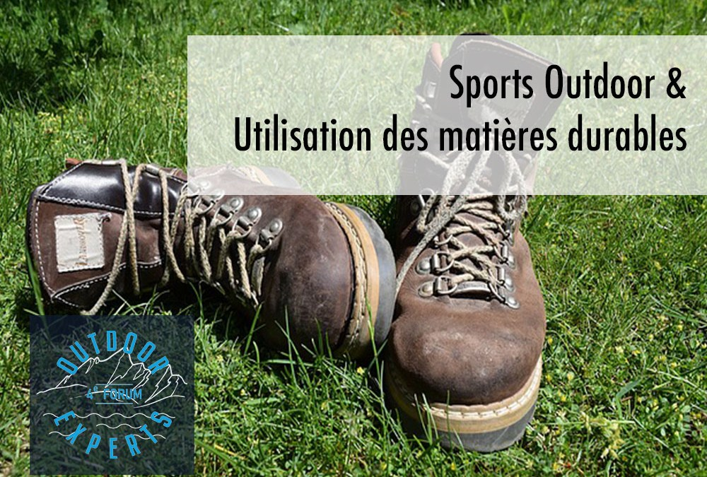 Sports Outdoor Matières Durables