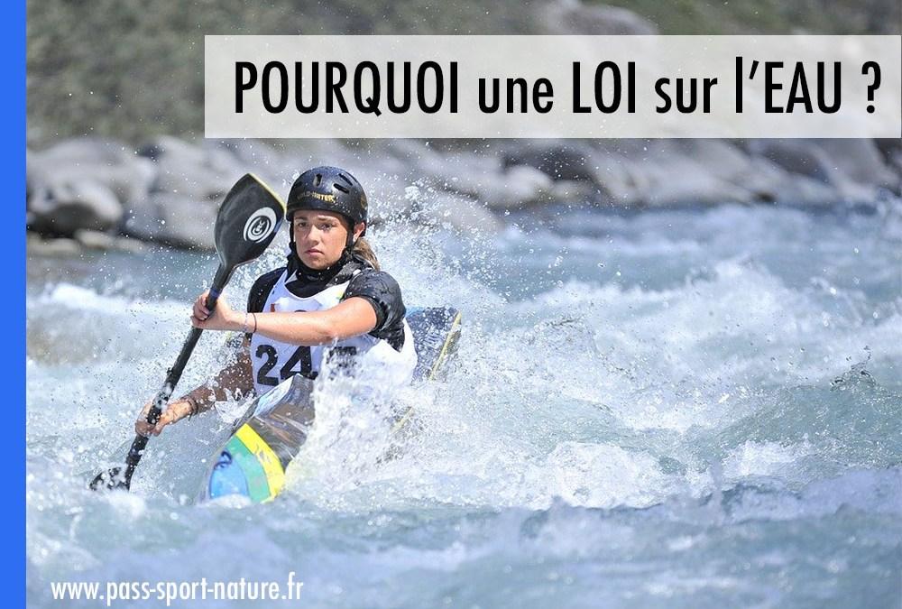 Kayak de descente sur rivière Ubaye - France