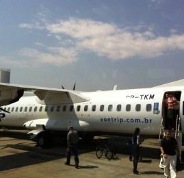 Trip Report: Como é voar no ATR72-600 da TRIP