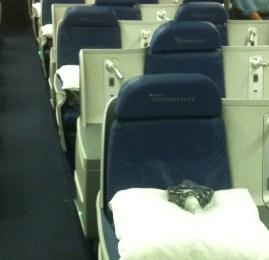 Rio de Janeiro(GIG) ✈ Atlanta(ATL) – BusinessElite – Executiva – Boeing 767-400ER