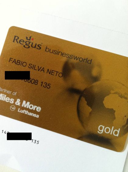 Regus Businessworld Gold