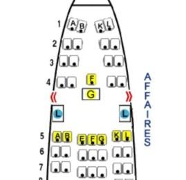 Como é voar na classe executiva do Boeing 747-400 da Air France
