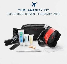 Delta oferece novo kit de amenidades – Amenity Kit