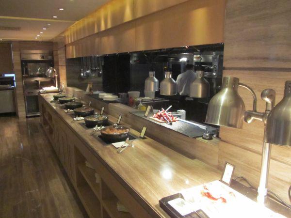 Hilton Wangfujing - Breakfast