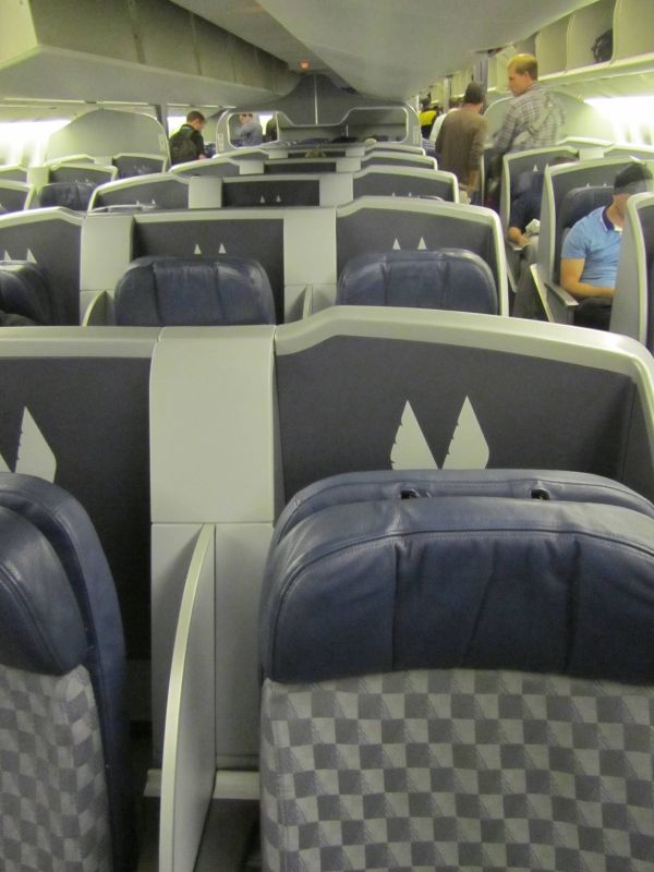 American Airlines Classe Executiva Boeing 777 - Business Class