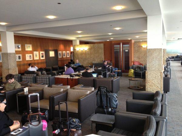 Admirals Club Terminal 3 Chicago