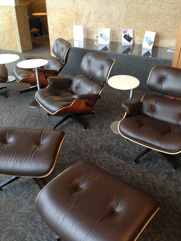 Admirals Club Terminal 3 Chicago