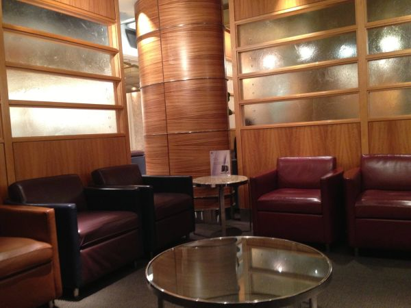 American Airlines Flagship Lounge Chicago