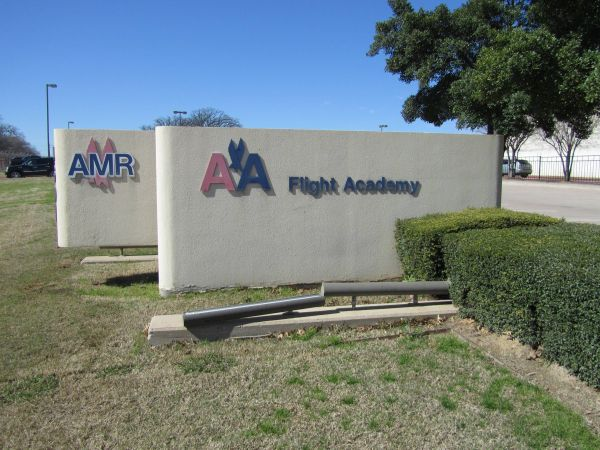 American Airlines CR Smith Museum