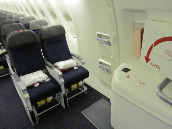 American Airlines Boeing 777-300ER Economy Class Economica