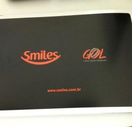 Cartão Smiles Diamante da Gol – Kit de Boas Vindas (Welcome Kit)