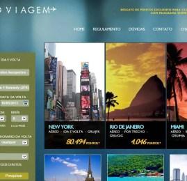 Itau lança portal Ponto Viagem para resgate online de passagens com pontos