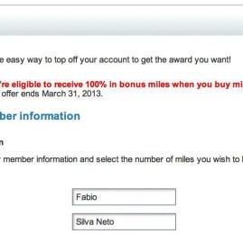 US Airways oferece bonus misterioso na compra de milhas que pode chegar até 100%