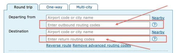 Como usar ITA Software