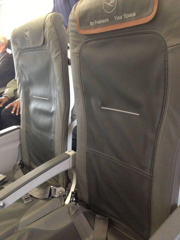 Lufthansa Classe Executiva a319 Business Class
