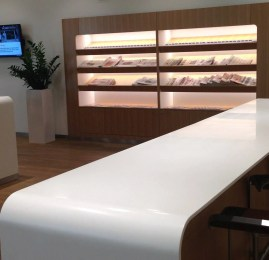 Sala VIP Lufthansa Senator Lounge (FRA)