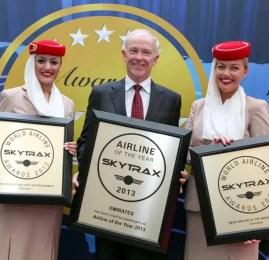 Conheça o ranking das melhores cias aéreas do mundo de 2013