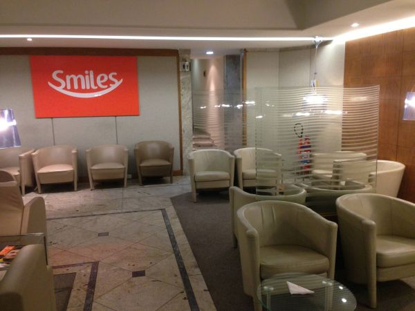 Sala Vip Smiles Guarulhos