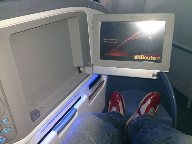 Classe Executiva Air Canada B767-300