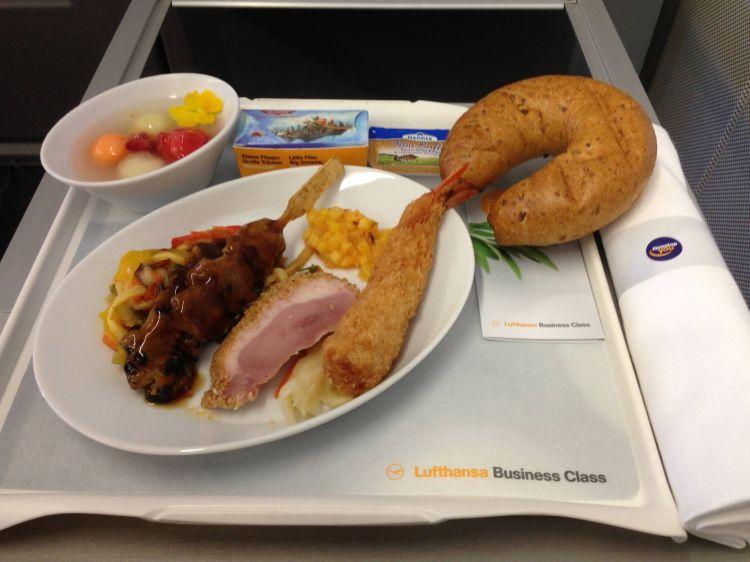 Lufthansa Business Class A321