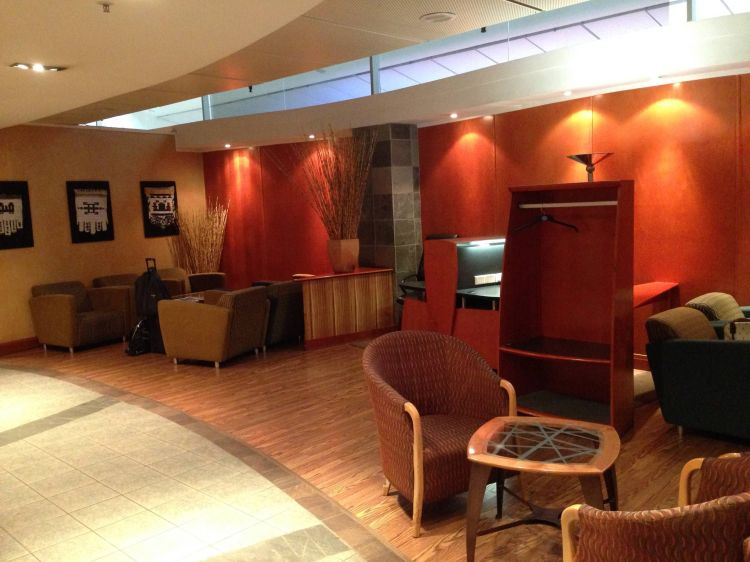 Premium Lounge South African Aiways JNB