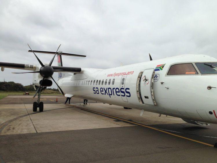 SA Express Q400