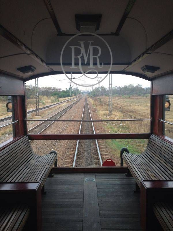 Rovos Rail O trem mais luxuoso do mundo