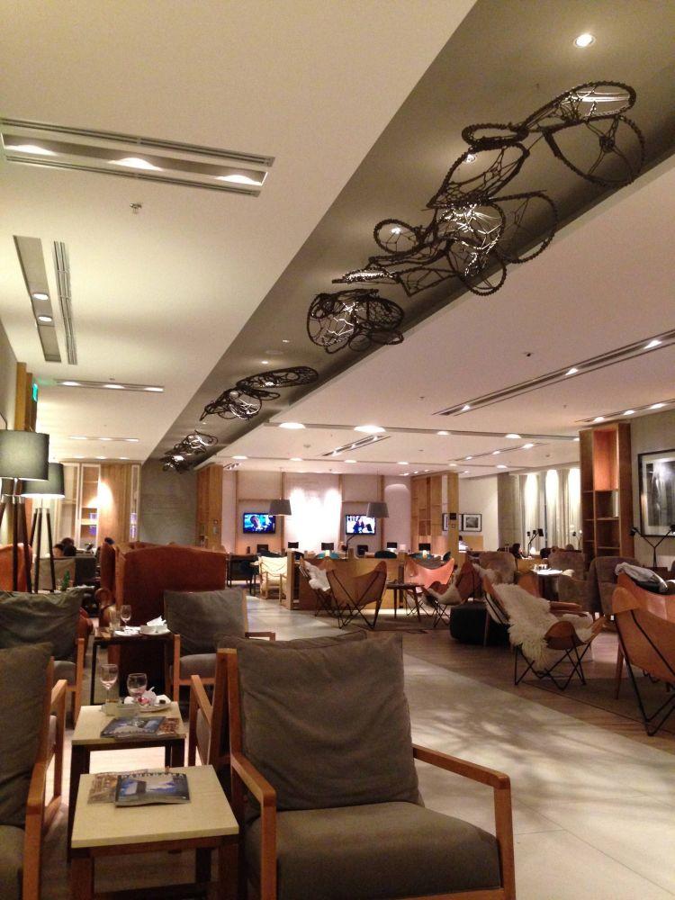 Star Alliance Lounge Ezeiza Buenos Aires