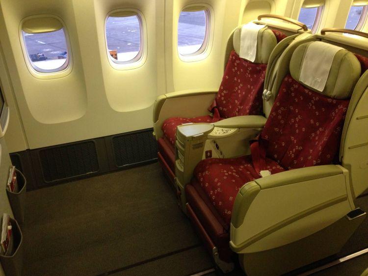 Tam Classe Executiva Boeing 777 - Business Class B777
