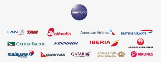 tam star alliance oneworld