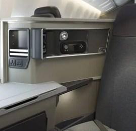 American Airlines apresenta sua classe executiva nos Boeings 777-200 que serão reformados