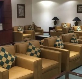 Sala VIP Emirates Lounge – Aeroporto de Londres Heathrow (LHR)