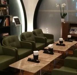 Arrival Lounge da Turkish Airlines – Aeroporto de Istambul (IST)