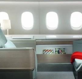 Air France apresenta sua nova Primeira Classe – La Première