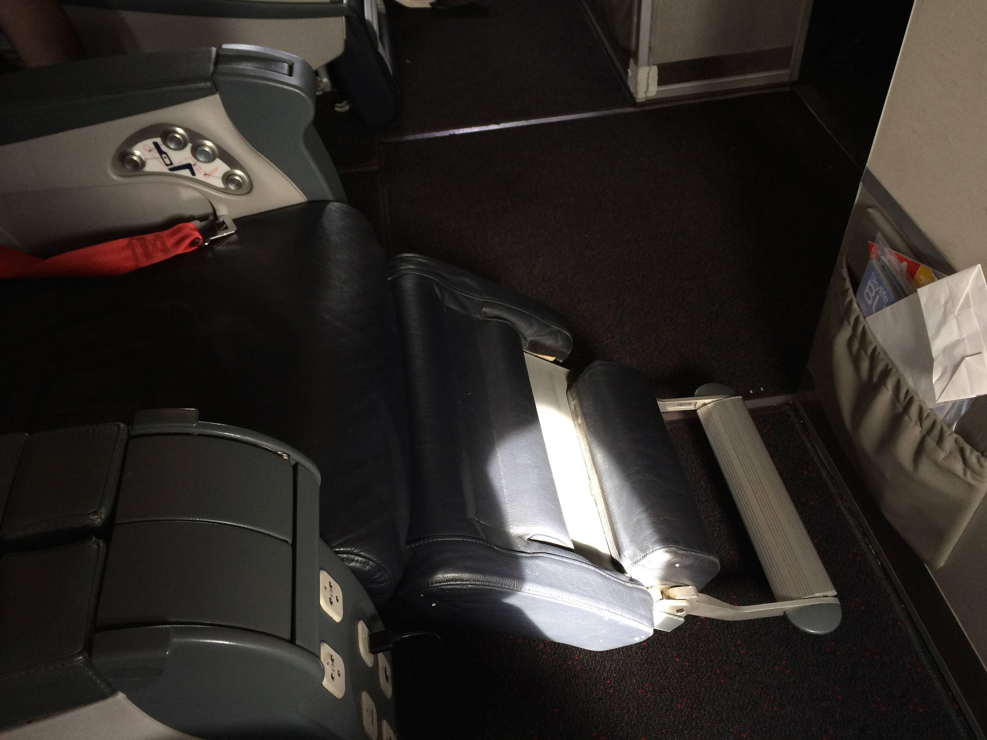 Turkish Airlines BUsiness Class Executiva A321 - passageirodeprimeira