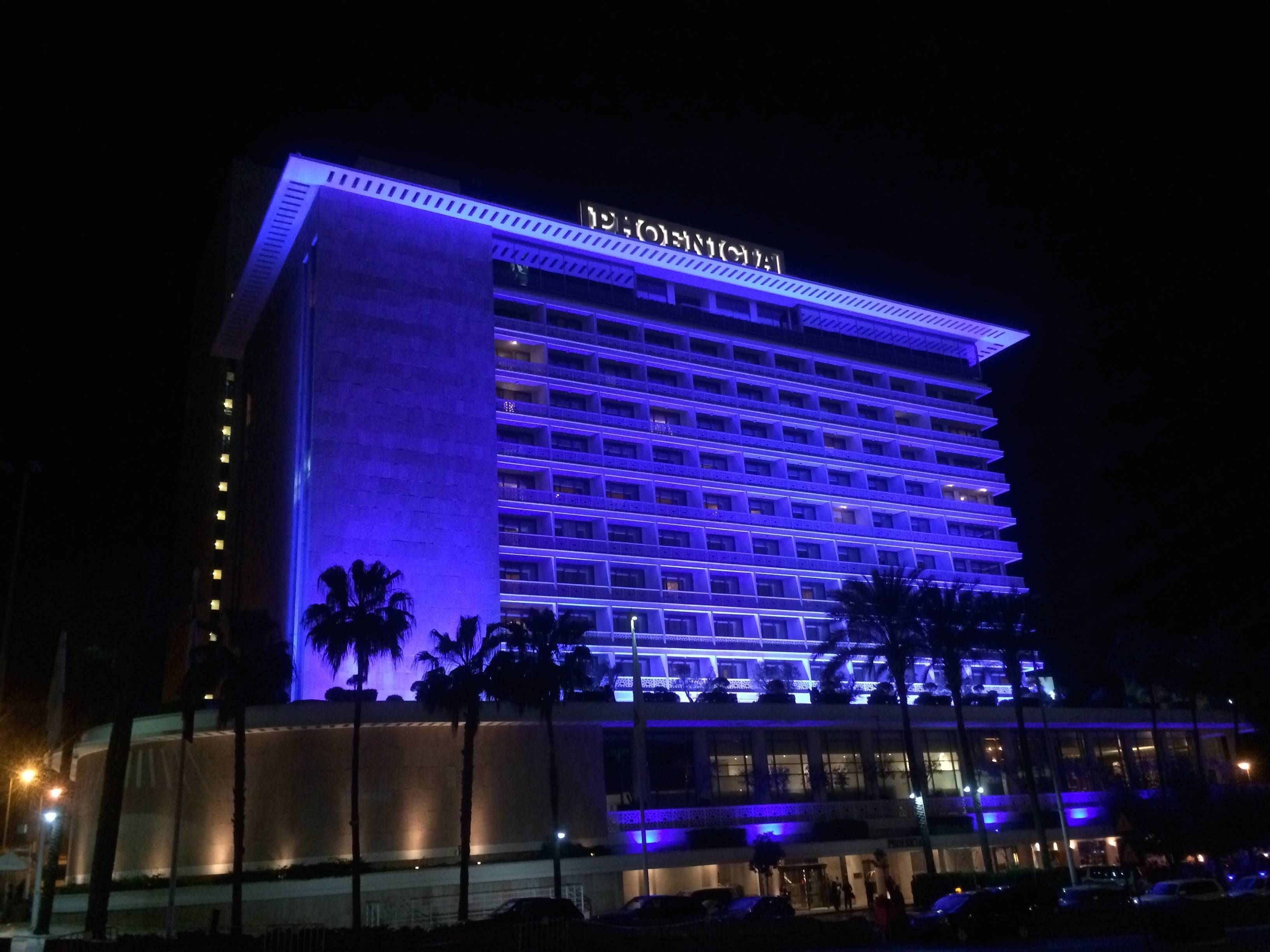 intercontinental phoenicia